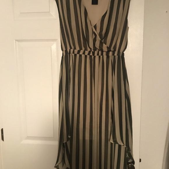 Kardashian Kollection Dresses & Skirts - Kardashian Long sleeveless dress